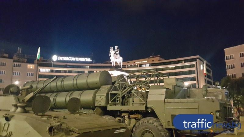 Тъмната нощ на българската армия