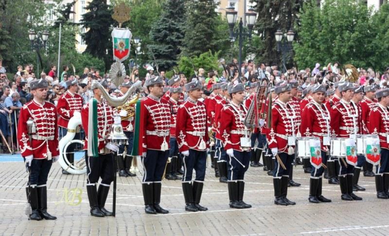 Военни оркестри с безплатен концерт в НДК