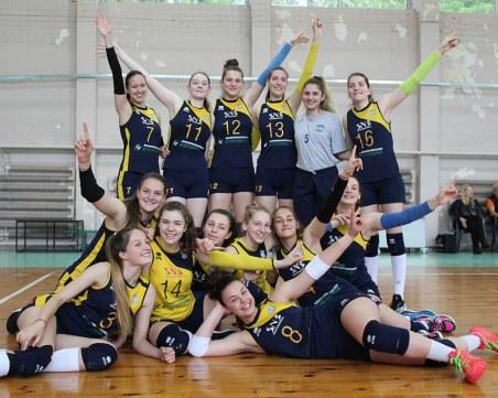Девойките на Марица се класираха за националните финали