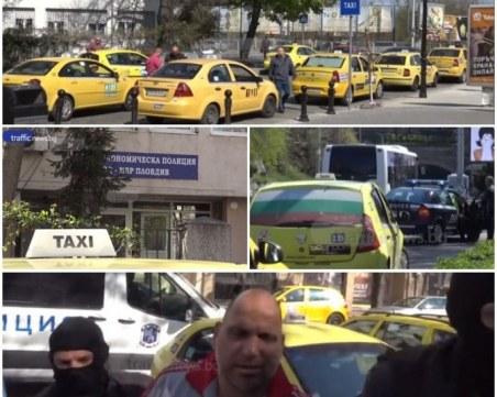 Нов играч на пазара на такситата в Пловдив, колите във фирмите фантоми отново се множат