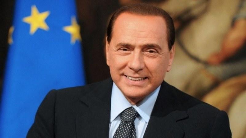 Изписаха Берлускони от болницата