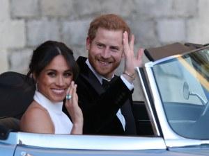 Принц Хари и Меган Маркъл станаха родители на момче