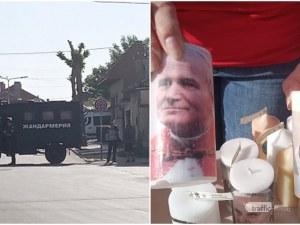Раковски е под полицейска блокада! Местните са готови да посрещнат папата