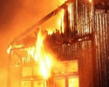 Пожар в Димитровград отне живота на 65-годишен мъж