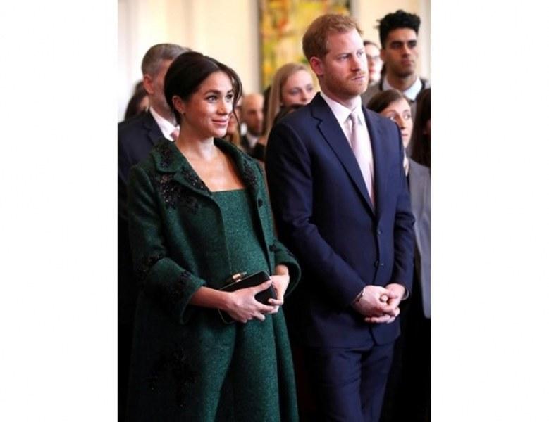 Новата мистерия около кралското семейство: Как ще се казва бебето на Меган и Хари?