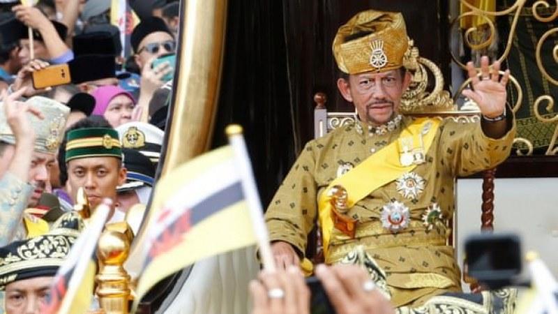 Отсрочиха смъртното наказание за хомоксексуалните в Бруней