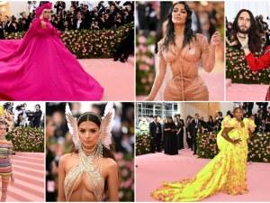 Най-лудите и красиви рокли на червения килим за Met Gala 2019
