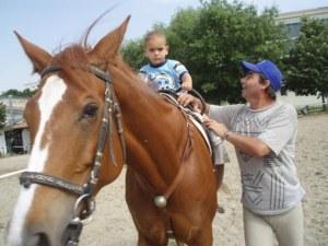 Откриват зона за езда за хора с увреждания в Пловдив