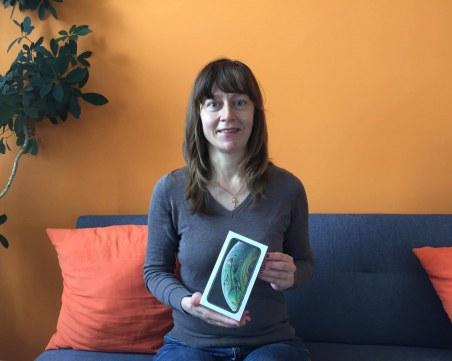 Софиянка си тръгна от Пловдив с iPhone XS, спечели наградата от играта с фурми Queen`s Diamond