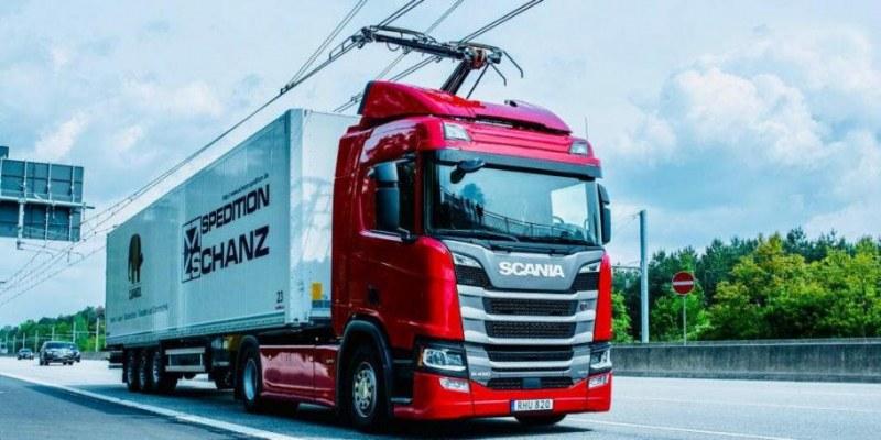 Иновация: eHighway – аутобан за товарни електромобили в Германия