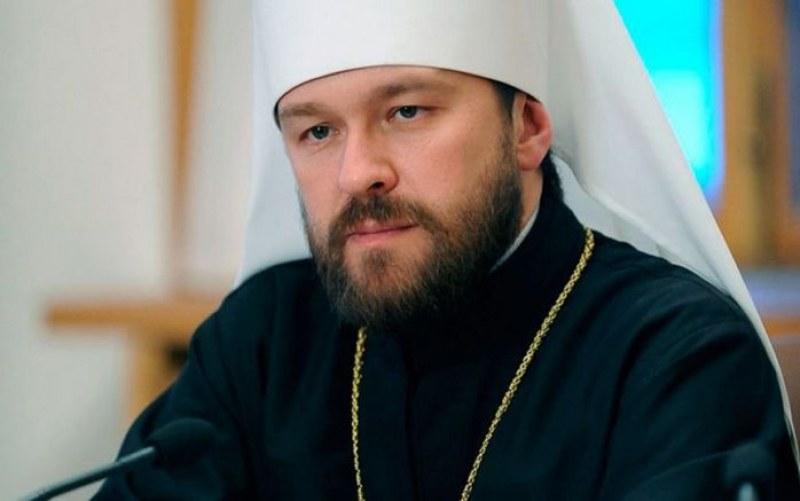 Митрополит Иларион: Разколът в Украйна роди двуглава хидра!