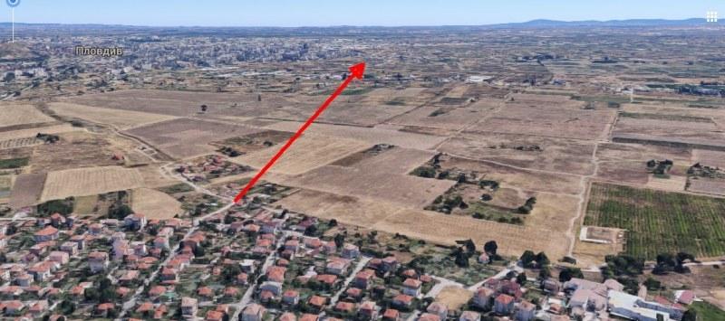 Отчуждават 49 имота с площ от над 33 дка за новата пътна връзка в Пловдив