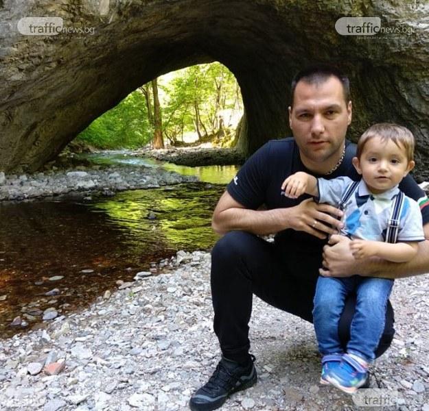 Пловдивчанинът Наско се подобрява, но има нужда от още малко подкрепа