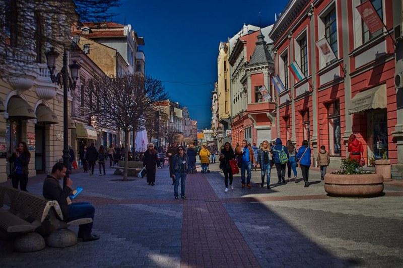 Търсят най-добрия човек днес на Главната в Пловдив