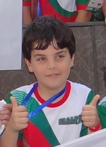 Третокласник от Пловдив донесе златен медал от престижно състезание
