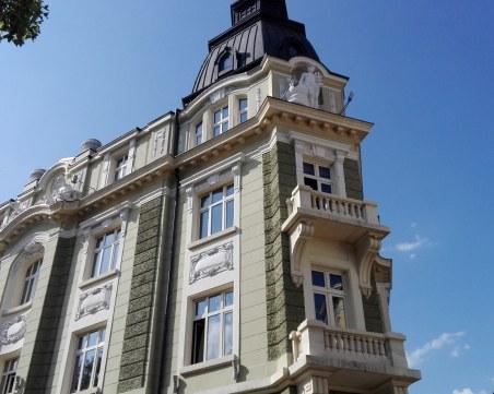 Орли, Меркурий и Медуза красят някогашната Софийска банка