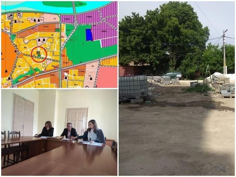 На фона на протестите за паркове: Община Пловдив сама застроява зелени площи, за да усвои европари