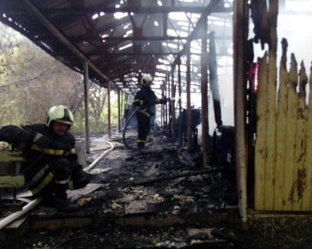 Тийнейджъри подпалиха детска градина в Шумен