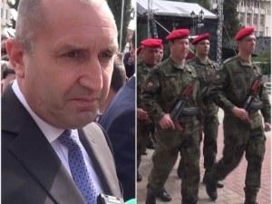 По настояване на президента Радев възстановяват Висшето военновъздушно училище