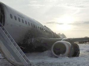 Разкриха една от версиите за катастрофата на руския самолет