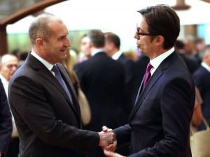 Състоя се инаугурацията на президента на Северна Македония
