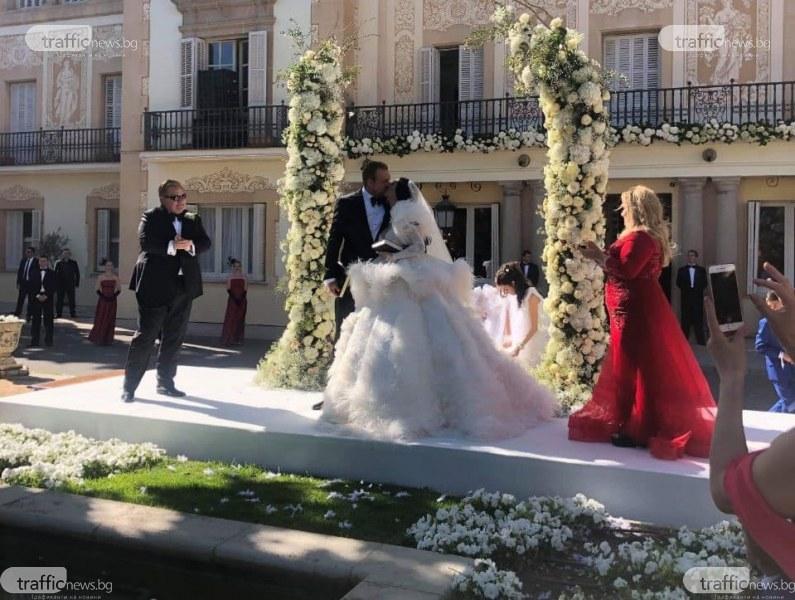 Цеци Красимирова мина под венчилото в Испания