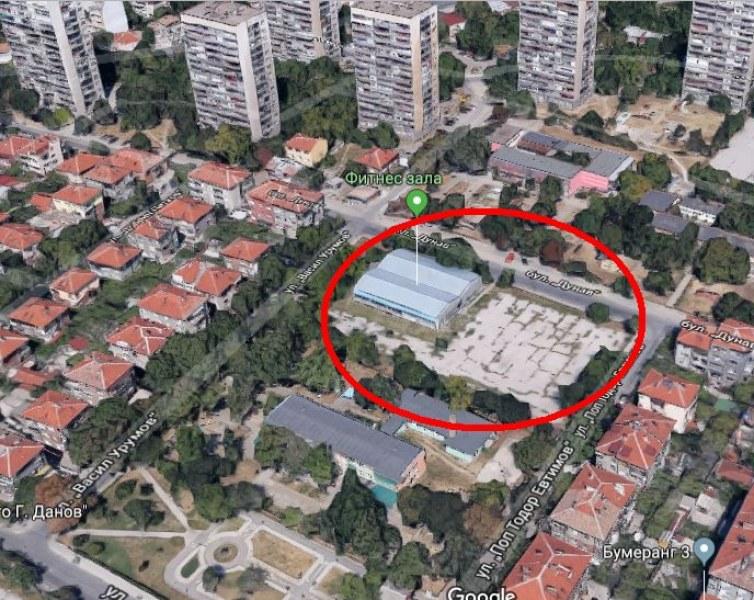 Близък до Домусчиев се отказа да строи новата спортна зала в Пловдив, вдига я местен бизнесмен