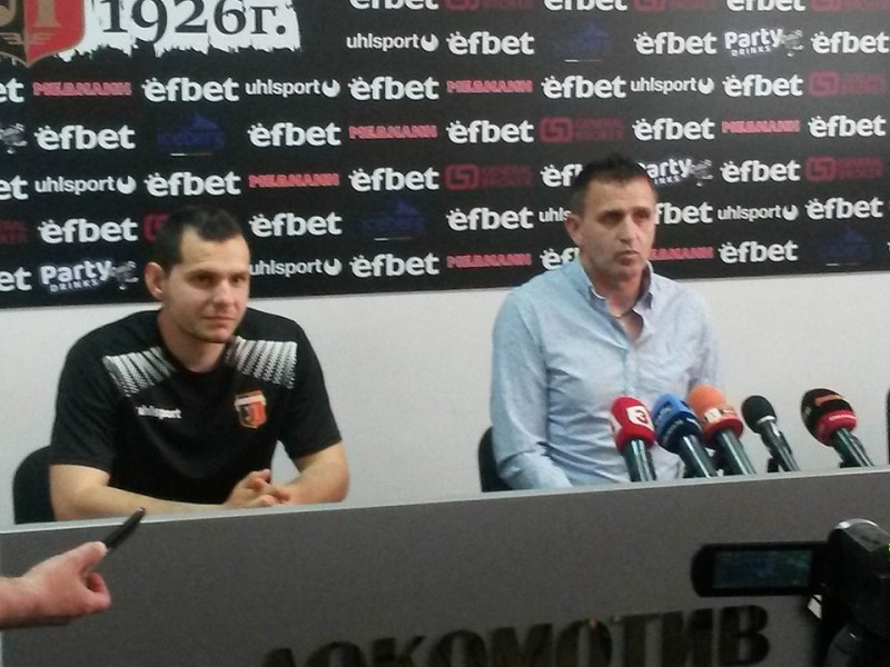 Бруно Акрапович: Локо не е по-слаб от Ботев ВИДЕО
