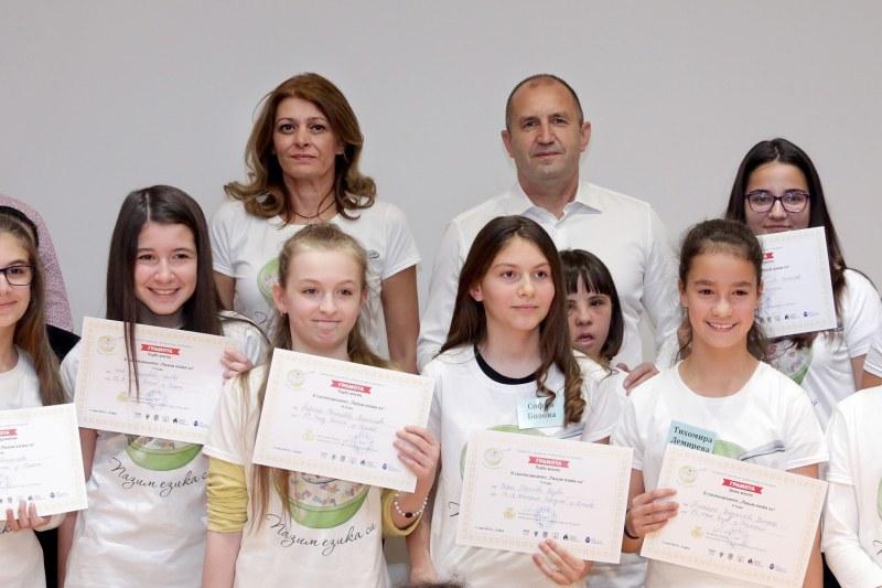 Деца от Перник, Хасково и Куклен са победителите в конкурса