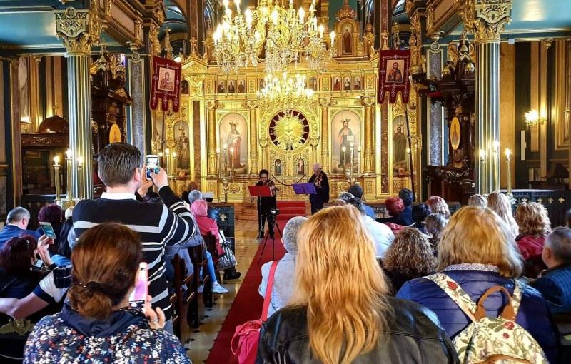 Фотографии, уловили духа на Пловдив, показват в Желязната църква