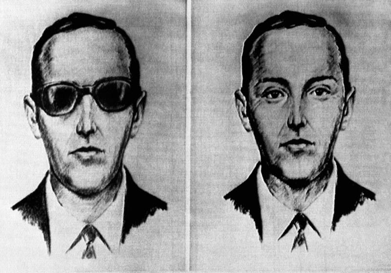Кой е Дан Купър? Отвлича самолет през 1971 г., взима откуп, а после изчезва безследно