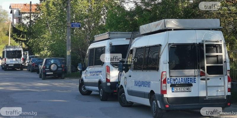 След убийството на ром крадец край Пловдив: Жандармерия пази кравефермата