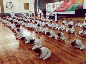 Пловдивска зала се пука по шевовете - 135 деца защитиха технически степени