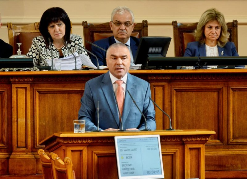 ВМРО атакува Марешки, ЦИК го глоби: Агитира с реклами на аптеки