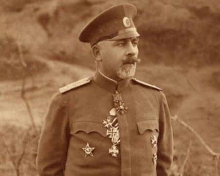 Почитат паметта на непобедимият генерал Вазов в Сопот
