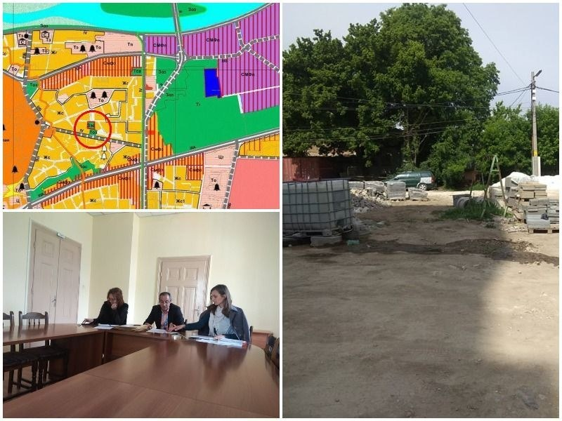 Архитекти: Община Пловдив гази закона, искайки да застрои зелени площи с европари