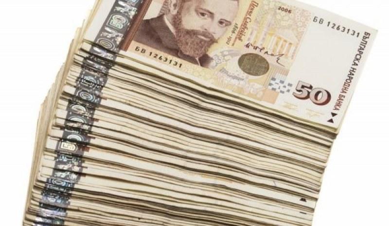 Средната заплата скочи до 1208 лева, 2,32 млн. българи работят