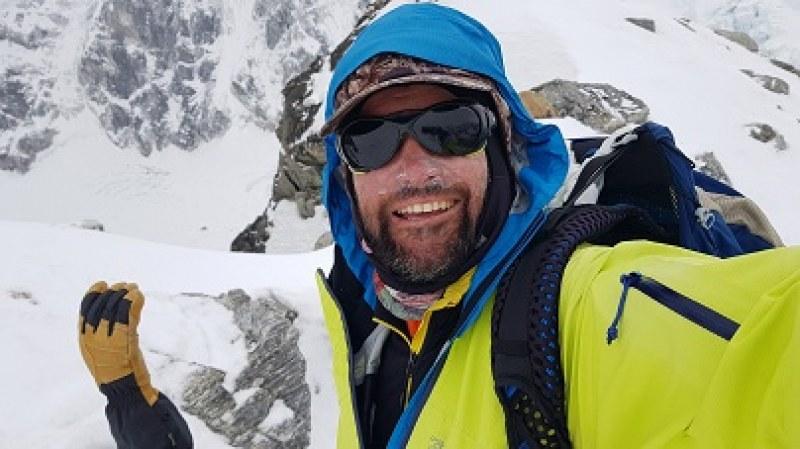 Българин покори третия връх в света