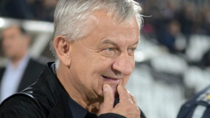 Христо Крушарски: Щастието е огромно, Локомотивът върви към Европа