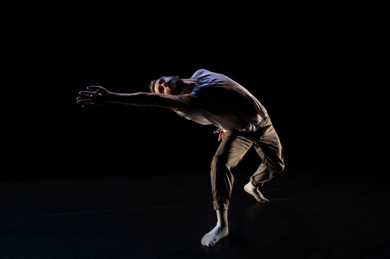 Канадският танц на фокус по време на фестивала Оne Dance Week в Пловдив