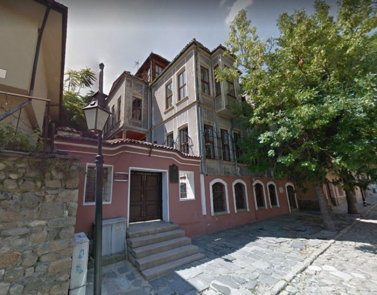 Още една къща в Стария град минава във владение на АМТИИ