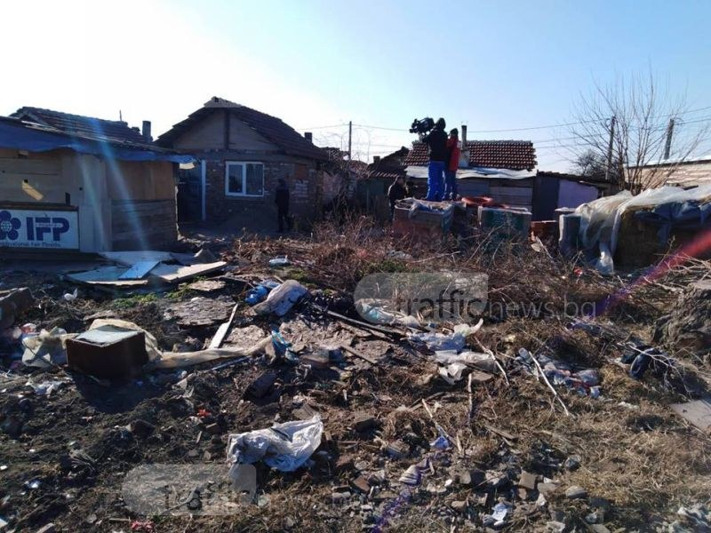 Съдът поряза още един жител на ромската махала във Войводиново
