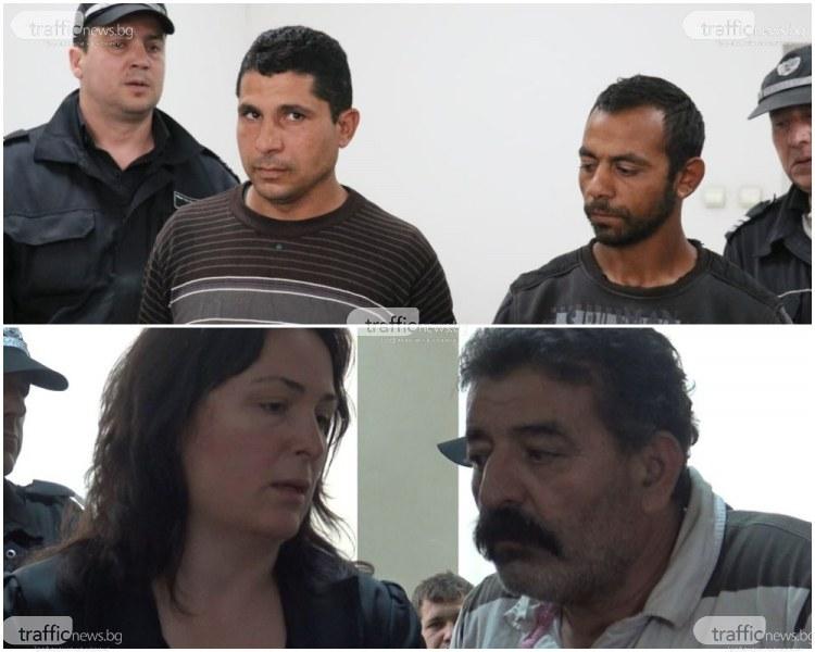 Арести за всички: Бизнесменът и крадците от фермата отиват заедно зад решетките
