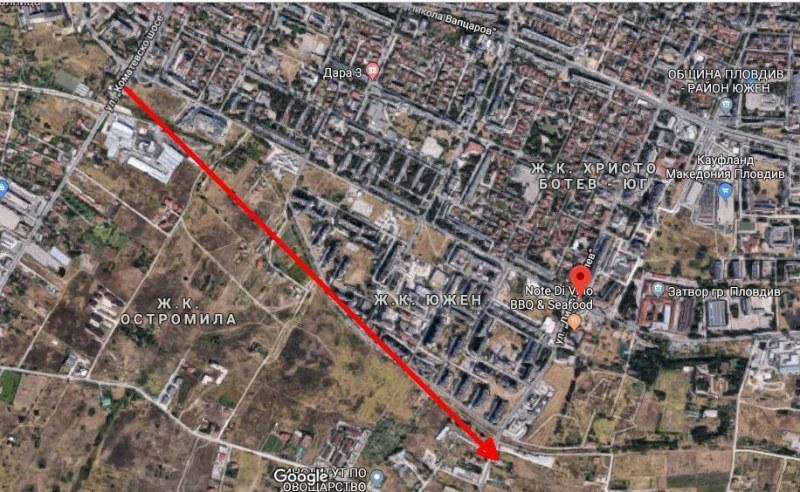 Нови пътни връзки в Пловдив – правят алтернатива на