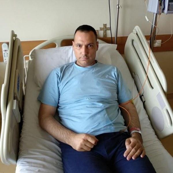 Пловдивчанинът Наско вече е в болница в Турция, парите обаче не достигат