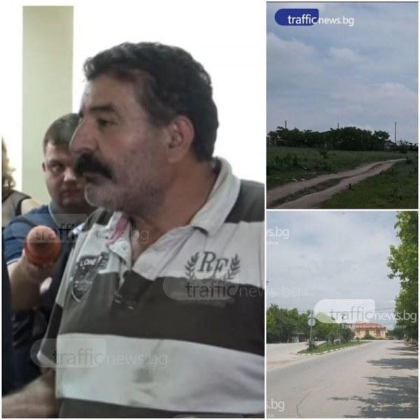 Хора от Пловдивско се обединяват в подкрепа на кипъреца, убил крадец в имота си