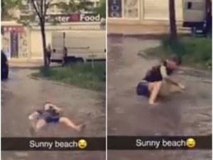 Джейми, плувай! Изцепките в Слънчев бряг 2019 започнаха с гръм и трясък