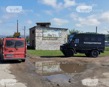 Изведоха от Костенец скараните с убиеца Зайков, снайперисти  и ловци го търсят