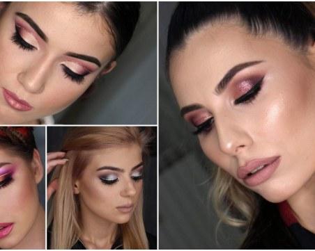 Make-up artist от Пловдив говори за грима при абитуриентките тази година