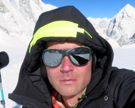 Преди 6 години: Загиналият алпинист Иван Томов оцеля в касапницата под Нанга Парбат